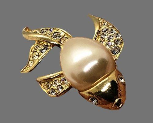 Signed Jesara vintage costume jewelry