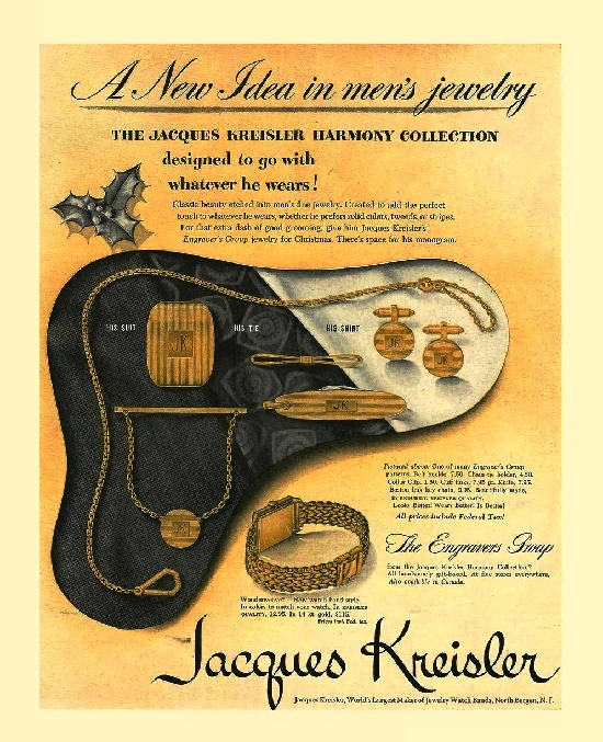 Harmony Collection ads. 1947