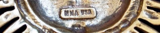 MMA USA signature