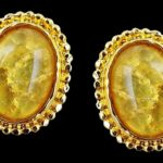 Edouard Rambaud vintage costume jewelry