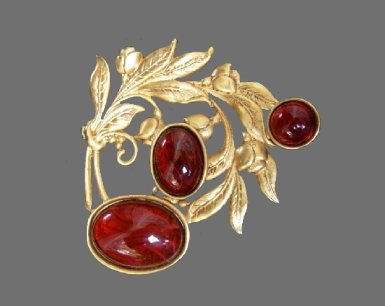 Kate Hines vintage costume jewelry