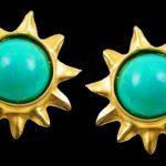 Carolina Herrera vintage costume jewelry