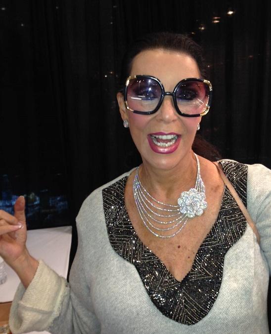 According to gorgeous and talented designer Joan Boyce, when you look fabulous you feel fabulous