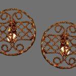 David Hill vintage costume jewelry
