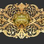 Sandra Miller Burrows SMB vintage costume jewelry
