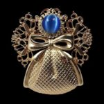 Signed Jane vintage costume jewelry