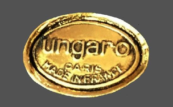 Made in France Ungaro Paris mark