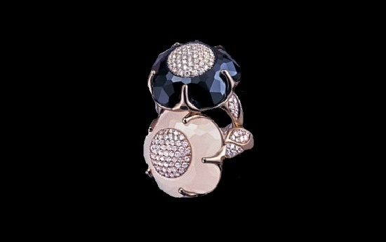 Pasquale Bruni ring from the collection Colori