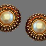 David Grau vintage costume jewelry