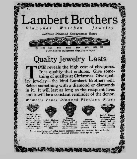 1922 ads
