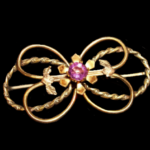 Amy Lacombe vintage costume jewelry