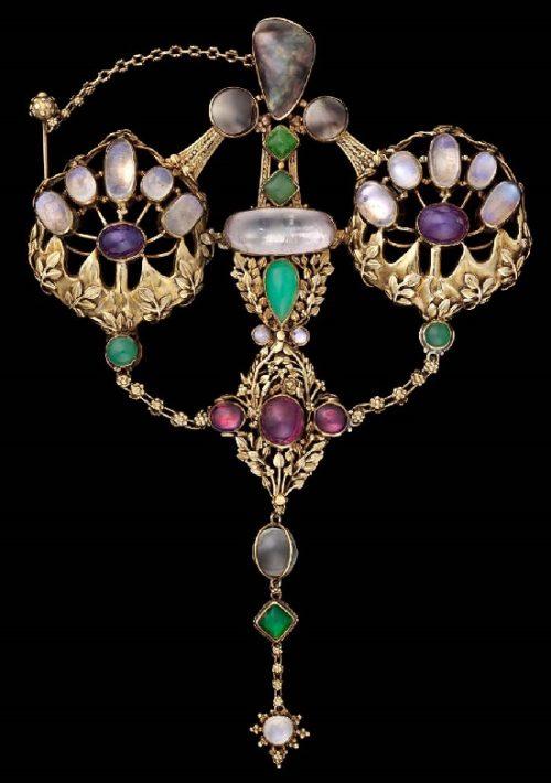 English jewelry designer John Paul Cooper