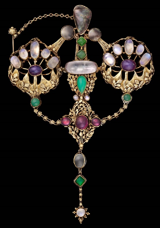 English jewelry designer John Paul Cooper