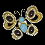 William De Lillo vintage costume jewelry