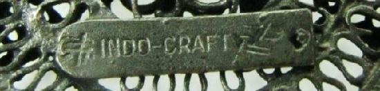 Indo Craft signed
