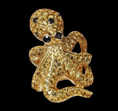 Italian jewelry brand Cantamessa