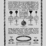 Lambert Brothers New York City jewelry company