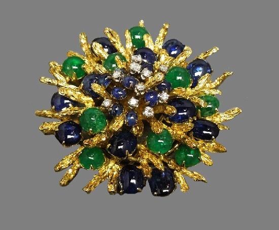 Giorgio Beverly Hills vintage costume jewelry