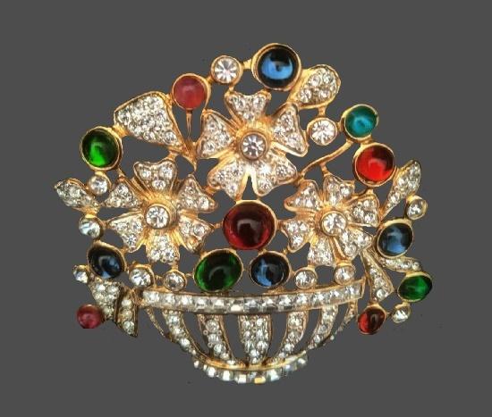 MV Vellano vintage costume jewelry