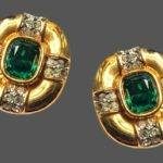 David Grau vintage costume jewelry