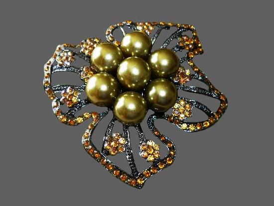 Laila Rowe vintage costume jewelry