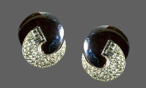Reproduction Raymond Templier Earrings