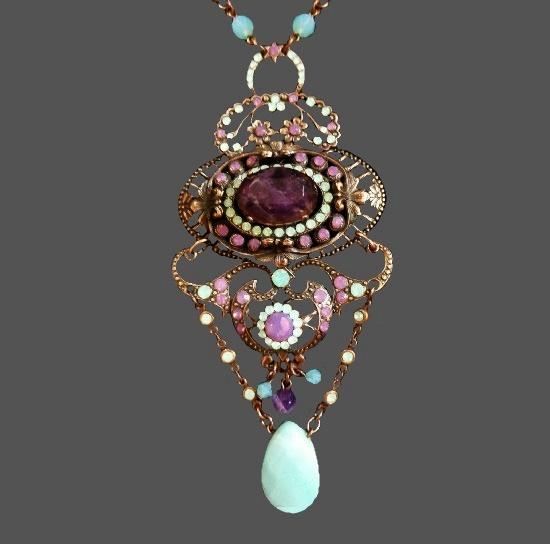 Jacqueline Singh vintage costume jewelry