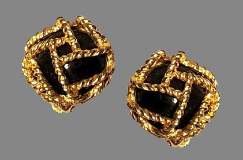 Paolo Gucci vintage costume jewelry