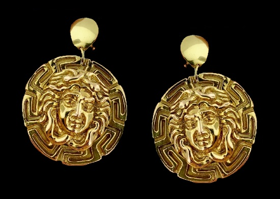 Gianni Versace vintage costume jewelry
