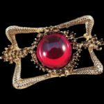 English vintage Hollywood costume jewelry