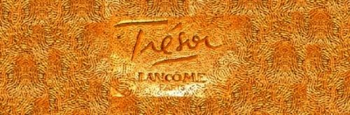 Signed Tresor Lancome