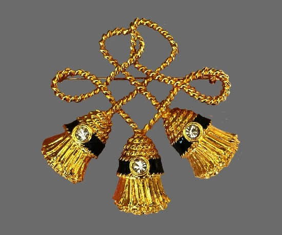 Ivana Trump vintage costume jewelry