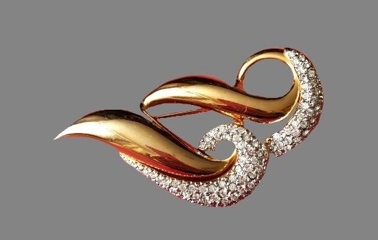 Pierre Balmain vintage costume jewelry