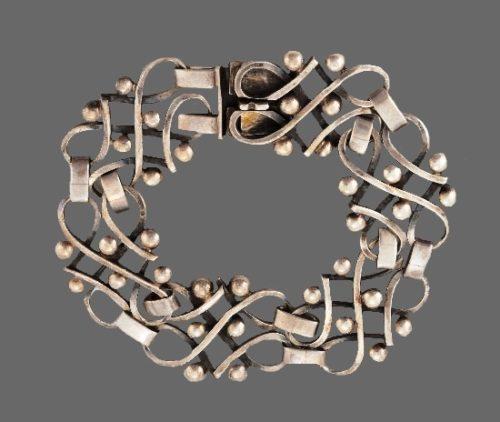 1952 sterling silver bracelet
