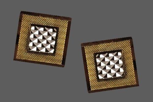 830 sterling silver cufflinks
