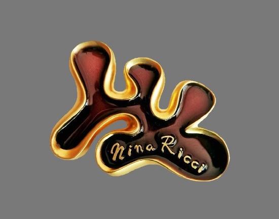 Nina Ricci vintage costume jewelry