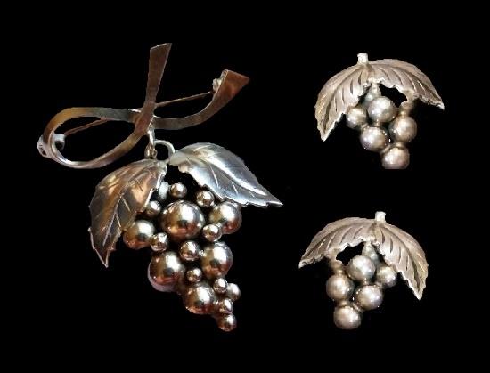 John Lauritzen vintage costume jewelry