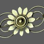 Pastelli vintage costume jewelry