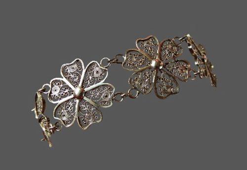Christian Veilskov vintage costume jewelry