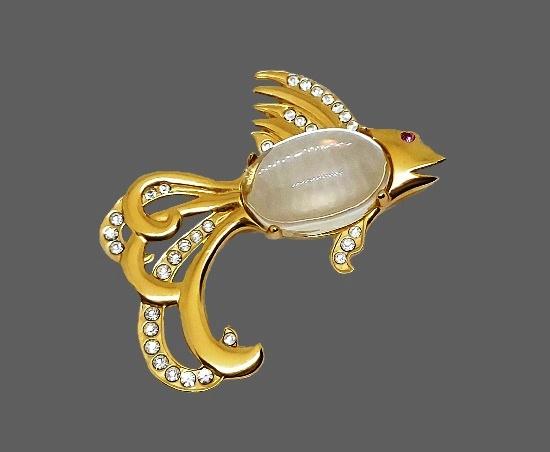 Harrice Simons Miller vintage costume jewelry