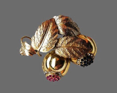 Ornella Bijoux vintage costume jewelry