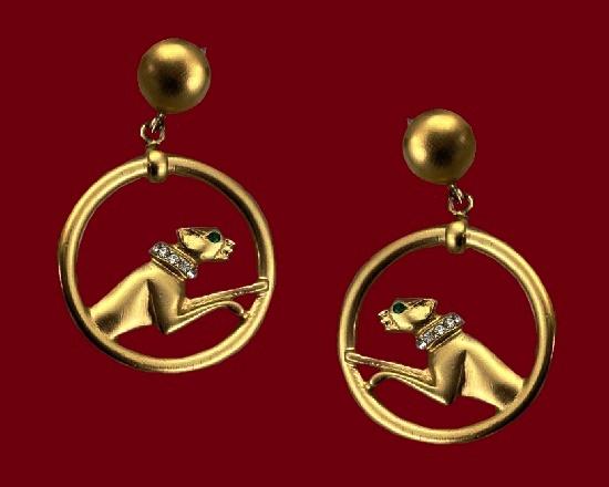 Jackie Collins vintage costume jewelry