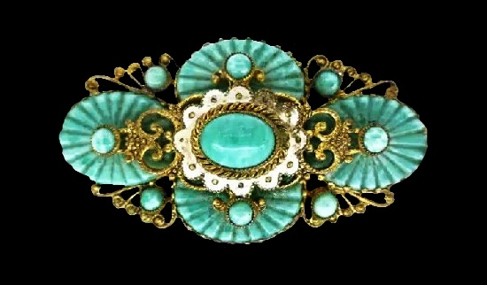 Beautiful Art Deco brooch