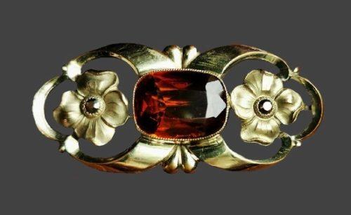 Kollmar Jourdan vintage costume jewelry