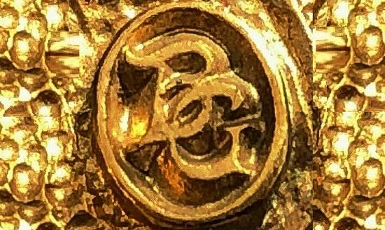 BG initials signature