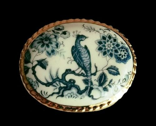 Aynsley bone china vintage costume jewelry