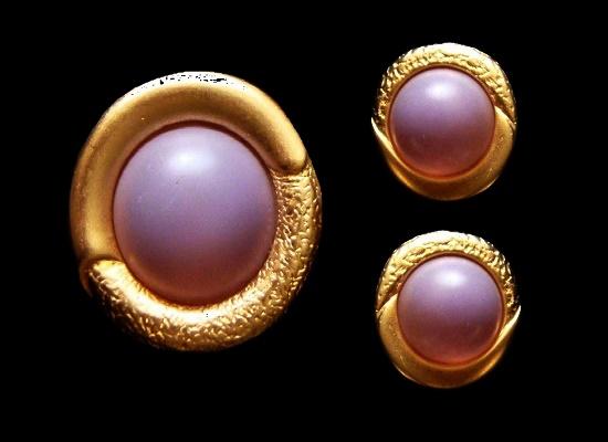 German jewelry designer Ernst Gideon Bek
