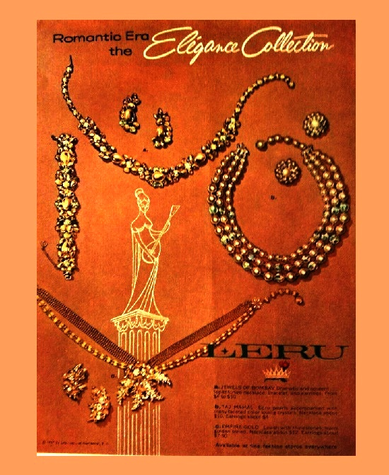 Elegant collection ad