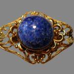 Czechoslovakian vintage costume jewelry