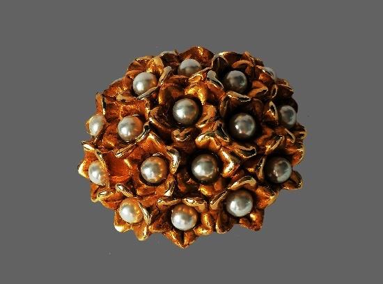 Alexis Lahellec vintage costume jewelry